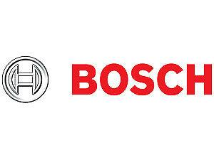 Set of 2 Audi 90 Quattro Bosch Front Disc Brake Rotors 14010032 893615301