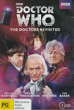 Doctor Who THE DOCTORS REVISITED Vol 1-4 New but UNSEALED 4-DVD Set Region 4