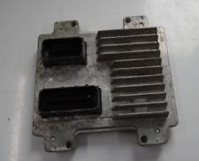 VAUXHALL OPEL CORSA D PETROL ENGINE ECU 55485162 E83 AB2W
