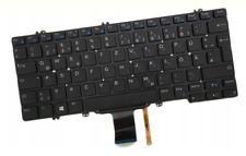 German Keyboard Dell Latitude 5280 / 5289 / 5290 / 7280 / 7290 / 02TVV1 Backlit