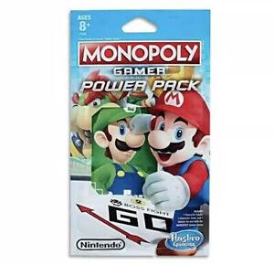 Monopoly Gamer Power Pack - Boo - Brand New