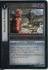 Lord Of The Rings CCG Foil Card SoG 8.U73 Mastered By Madness