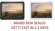 Amazon Echo Show 8 with Alexa  Sandstone or Black  Brand New Sealed.