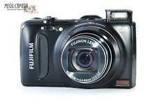 [MINT w/case] FUJIFILM FinePix F550 EXR 16 MP - GPS - Digital Camera  Black C660