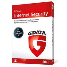 G DATA Internet Security 2020 1 Jahr / 12 Monate für Windows Anti Virus Programm