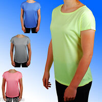 ex. Dunnes T-Shirt Training Top Sports Gym Yoga Work Out Size UK S M L XL