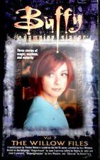 The Willow Files: No. 2 (Buffy the Vampire Slayer) by Yvonne Navarro (P/B 2001)