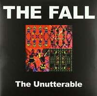 THE FALL The Unutterable (2014) 15-track Reissue vinyl 2-LP album NEW/SEALED
