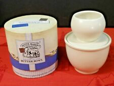 Petite Maison Butter Bowl Bell by Wildly Delicious keeps butter spreadable! MINT