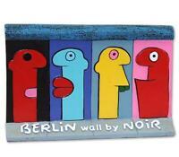 Berlin Künstler Skulptur Thierry Noir Mauer Wall Modell Sculpture,10 cm,Neu