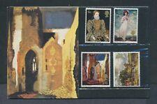 Great Britain 1968 Paintings Art German language Presentation Pack