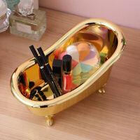 Mini Storage Tub Soap Box Bathroom Accessories Toothpaste Cosmetics Jewelry Home