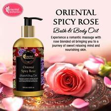 Oriental Botanics Bath & Body Oil (Oriental Spicy Rose) - 200ml