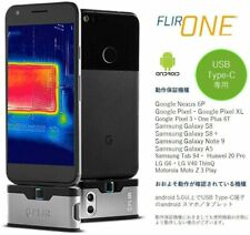 FLIR ONE Gen 3 Android USB-C Thermal Camera for Smart Phones with MSX Technology