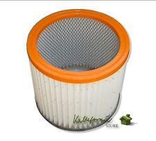 waschbarer Filter für Einhell BT-VC 1250 BT-VC 1500 SA Faltenfilter Dauerfilter