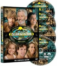 SURVIVOR 10 (2005) PALAU - Koror, South Pacific - US TV Season Series NEW R1 DVD