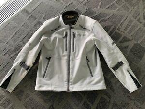 Klim Marrakesh jacket in grey