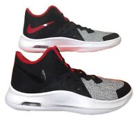 NIKE Air Versatile III Black/White Mens 9.5 Basketball Shoes