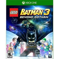 Pal version Microsoft Xbox One Lego Batman 3