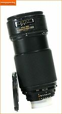 Nikon 80-200 mm F2.8D ED Téléobjectif AF Zoom Lens + GRATUIT UK ENVOI