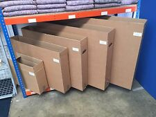 60 inch LCD/Plasma TV Picture Cardboard Removal Boxes - House Moving/Removal