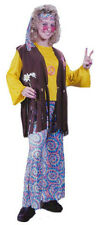 70s Retro Hippie Chick Womens Adult Ladies Costume