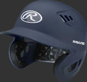 Rawlings Coolflo High School/College Matte Batting Helmet Save 35% Small
