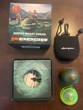 Deeper Chirp Smart Sonar Phone Castable Wireless Fishfinder Depth Finder