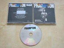 PETER FRAMPTON Frampton - Digitally Remastered CD album (CD 1018)