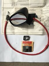 1977 1978 1979 CHEVY CAPRICE IMPALA NOS LEFT SIDEVIEW SPORT MIRROR OEM GM