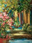Original Oil Painting by Colombian Artist Berenice Rodriguez