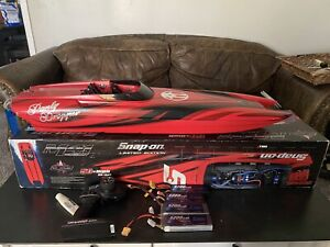 TRAXXAS SNAP ON M41 RC BOAT