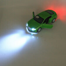 Bentley GT W12 Alloy Diecast 1:32 Car Model Sound & Light Collection Green Toys