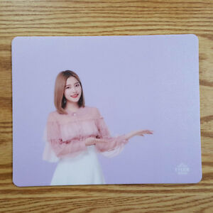 Yeri Mouse Pad Red Velvet Etude House Promotion Goods Limited Edition Kpop