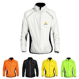 Bike Bicycle Cycling Jacket Sports Clothing Windproof Waterproof Coat Jersey