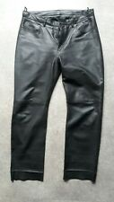 PANTALON CUIR HOMME MEN LEATHER PANTS HERREN LEDERJEANS