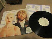 EURYTHMICS  1986 REVENGE  ( VINYL  LP ) RCA RECORDS PL 71050 MADE IN ITALY