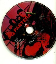 PANTERA - DAMNATION - LIVE 1992/1993 - CD ONLY NO COVER!