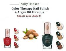 Sally Hansen Nail Polish Color Therapy-Long Lasting Resistant Choose Shade14.7ml