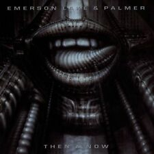 EMERSON LAKE & PALMER - THEN & NOW - NEW & SEALED - 2 X CD