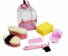 HORSE GROOMING KIT IN PINK PERFECT FOR A GIFT