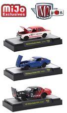 1:64 M2 Machines *AUTO-JAPAN MiJo R2 EX* SET 3 Nissan Fairlady Skyline Bluebird
