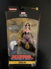 Marvel Legends Deadpool Shiklah Jeff The Landshark Action Figure