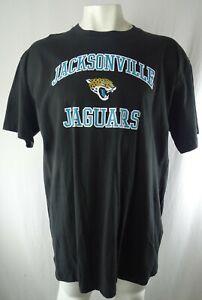 Jacksonville Jaguars NFL Majestic Men's Big and Tall Graphic T-Shirt