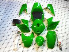 HMParts Pocket Bike Verkleidung- Set komplett grün weiss