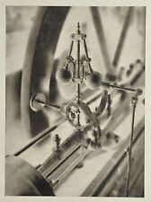 Germaine Krull Limited Ed. Collotype Photo Print Electricité France Paris 1925
