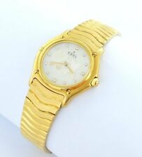 Ebel Sport Classique Limited Women's Watch 18 ct Gold 750 ref. 8090121