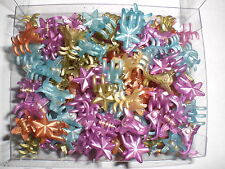 Mini Girls STAR Cute Plastic Hair Snap Claw Styling Clip Lot of 288 New Clips