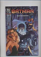 BATMAN SONDERBAND # 1 - MR. FREEZE / POISON IVY / BATGIRL - DINO VERLAG - TOP