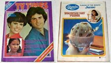 TV TIMES MAGAZINE DONNY & MARIE